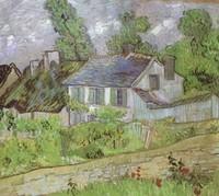 Van Gogh - Maisonnnette à Auvers