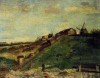 Van Gogh - Montmartre