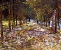Van Gogh - Parc à Asnières