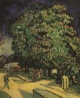 Van Gogh - Marronnier en fleur
