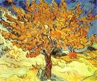 Van Gogh - Mûrier