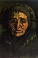 Van Gogh - Paysanne