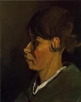 Van Gogh - Portrait d'une paysanne