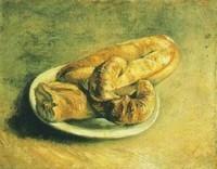 Van Gogh - Plat de petits pains