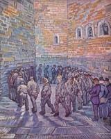 Van Gogh - Promenade des prisonniers