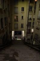 escaliers nocturnes