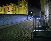 Rue avec lampadaire 3