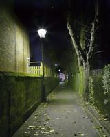 Rue avec lampadaire 4