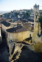 saint-emilion village