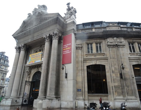 75001 Bourse du Commerce
