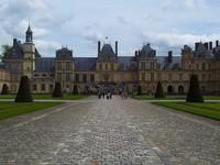 77 chateau de Fontainebleau