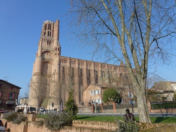 Cathédrale Sainte Cécile Albi