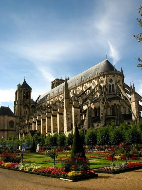 Cathédrale Saint Etienne de Bourges