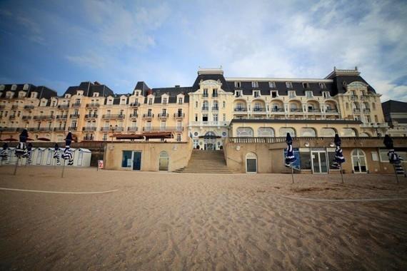 Cabourg, le grand hotel