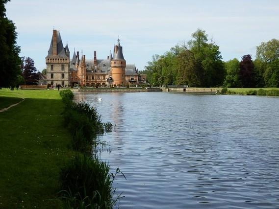 28 chateau de Maintenon