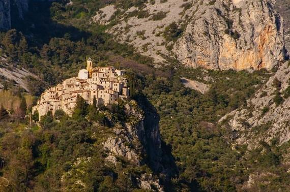 Peillon en Provence-Alpes-Côte d'Azur