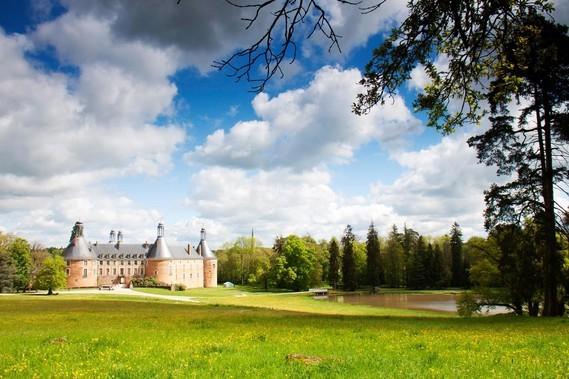 89 château de Saint Fargeau