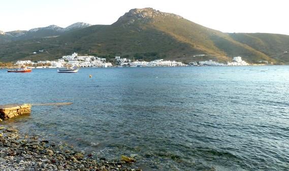 Crete , Matala
