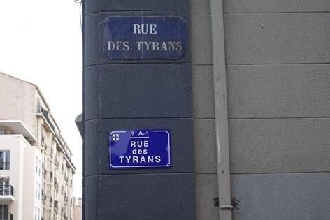 13007 rue des tyrans