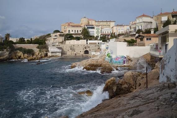 13 Marseille, la corniche