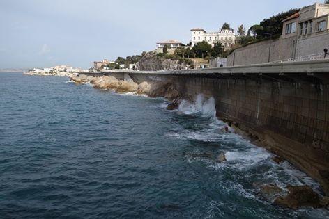 13 A Marseille, la corniche