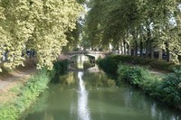 Toulouse , le canal