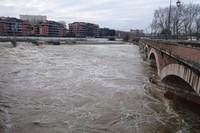 Toulouse 20180220 en crue