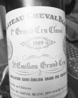 Chateau Cheval Blanc Saint Emilion Grand Cru 1989