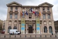Marseille , hotel de ville , 20180517