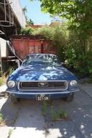 Mustang à Marseille