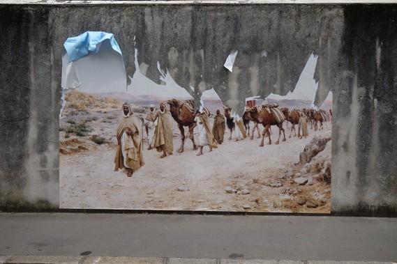 A Nantes - les bedouins