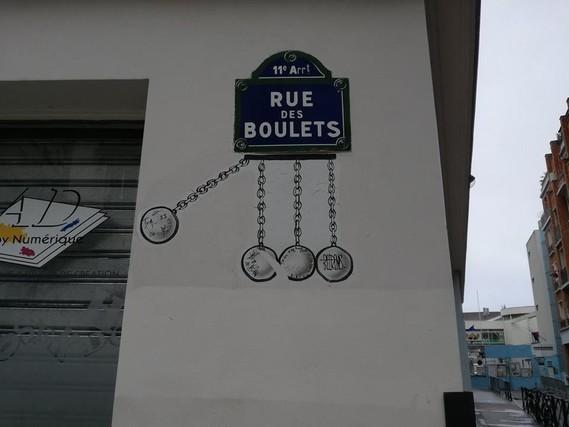 75011 rue des boulets