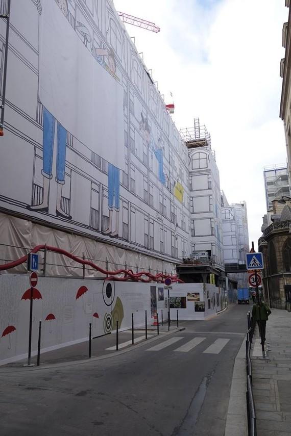 la samaritaine ,  Paris 2017 09 05