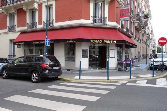 93500 Pantin restaurant tchao pantin