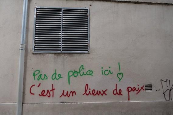 pas de police