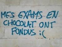 Exam en choco