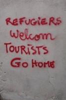 refugier touriste