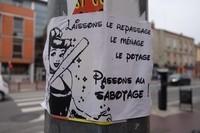 sabotages