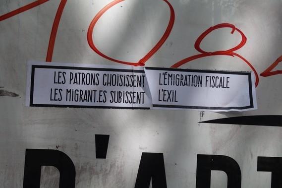 les émigrations