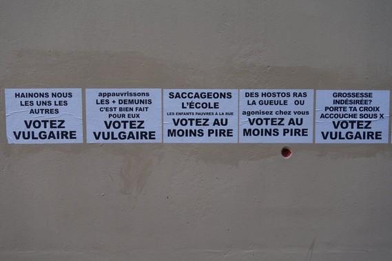 votez -