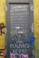 Paris, quai de l'Oise, passage des Voûtes
