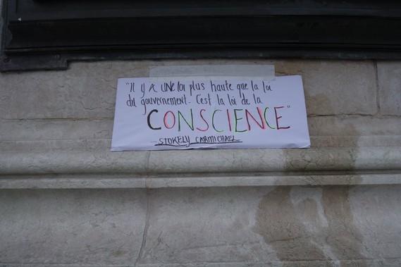 loi de la conscience