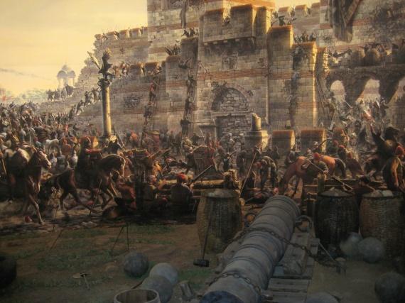 Prise de Constantinople (1453) 3
