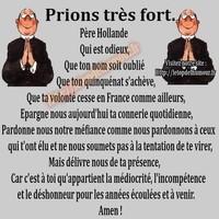 priez pour nous