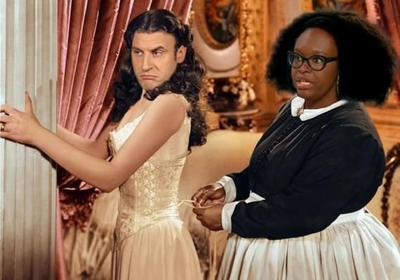 Madame et La Soubrette
