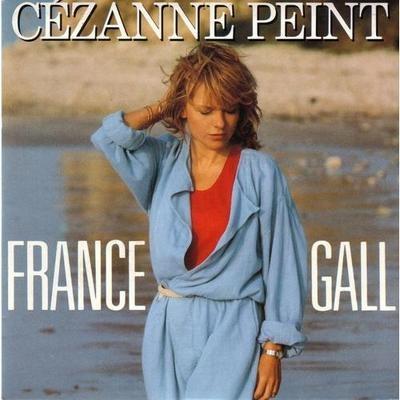 """Résultat de recherche d'images pour """"france gall cézanne peint"""""""