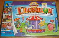Jeux de société : Dr Maboul, L'iloballon, Piranha panic, Scooby doo Jouets-iloballon-tns0