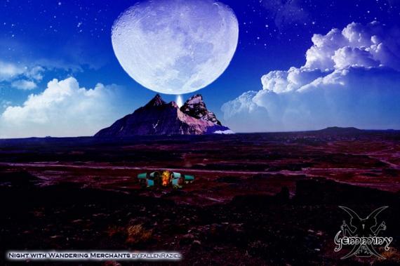 ~ Gemminy ~ récit de science-fantasy Visions-of-zyrconia-night-wandering-merchants-img