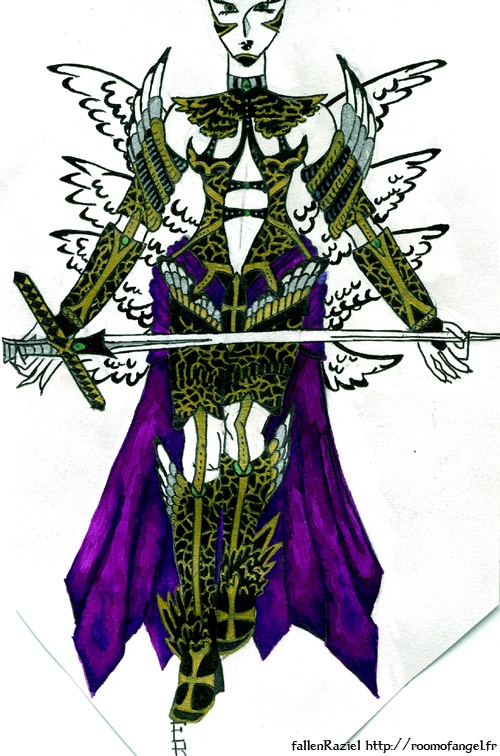 Satan Armored