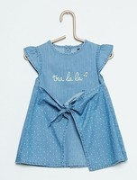 robe-en-denim-double-stone-bebe-fille-vu857_1_fr1